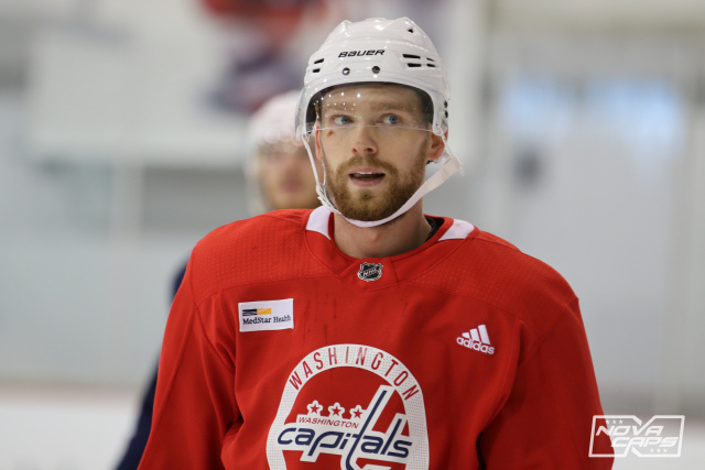 b67311f42fd Evgeny Kuznetsov is Fine from Upper-Body Injury from Game 2 of Stanley Cup  Finals