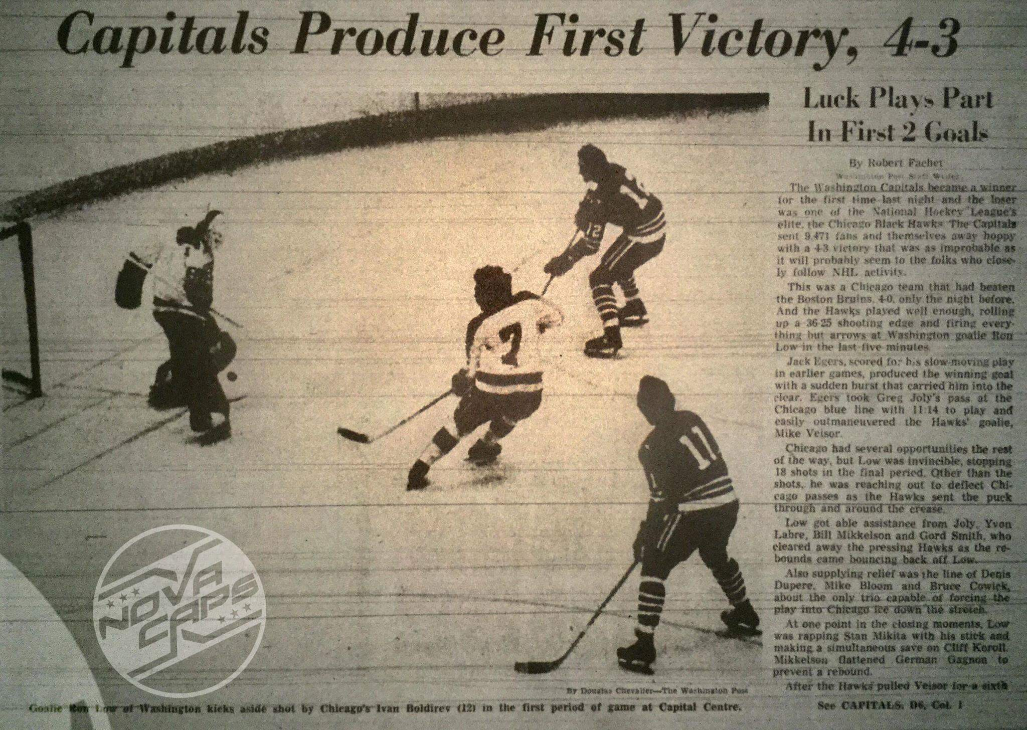 6a03a305066 Retro Recap  Symmetric Rivalry – Washington Capitals vs Philadelphia Flyers  in ...