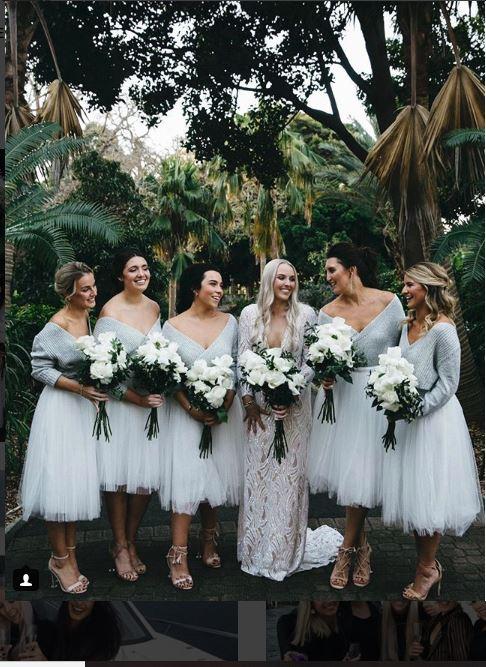 Walker Wedding Bridesmaids