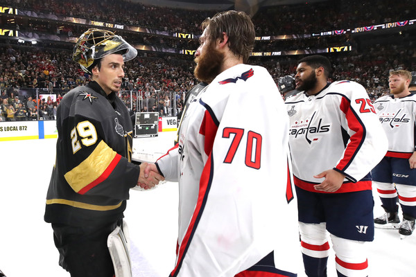 How Will Marc Andre Fleury S New Contract Impact Braden Holtby S