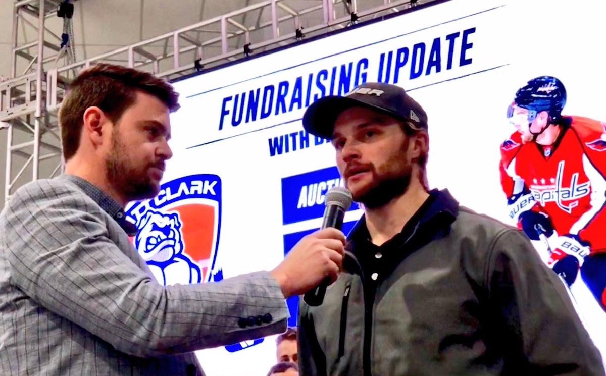 bc7f5654d Nathan Walker Attends Matt Clark Shield Charity Event in Australia ...