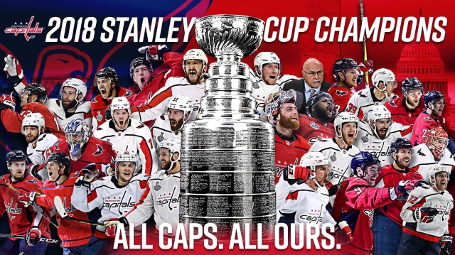 One Hundred Days with a Cup Named Stanley  Victory Celebrations of the  Washington Capitals 32a902b4ff61