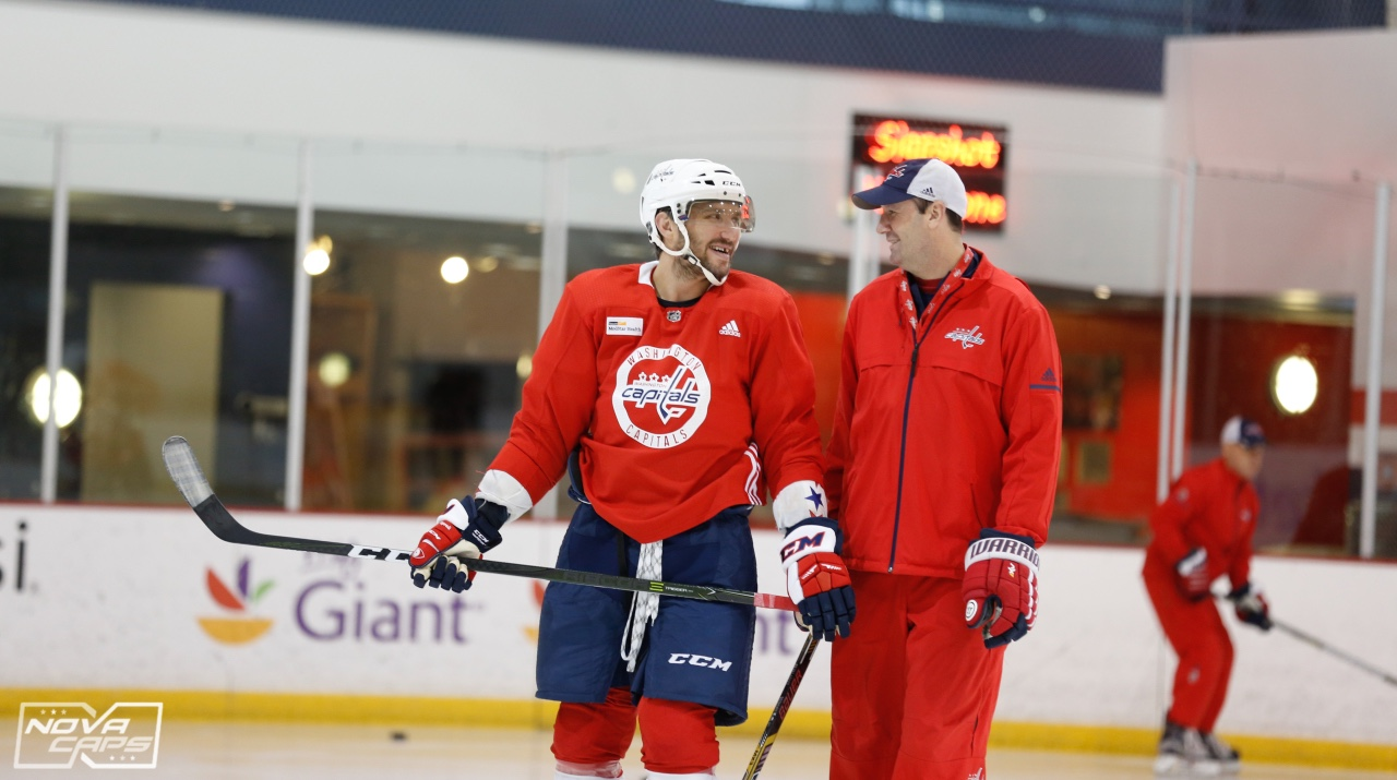 e886d2380ac Latest from the Washington Capitals Rumor Mill  Training Camp ...