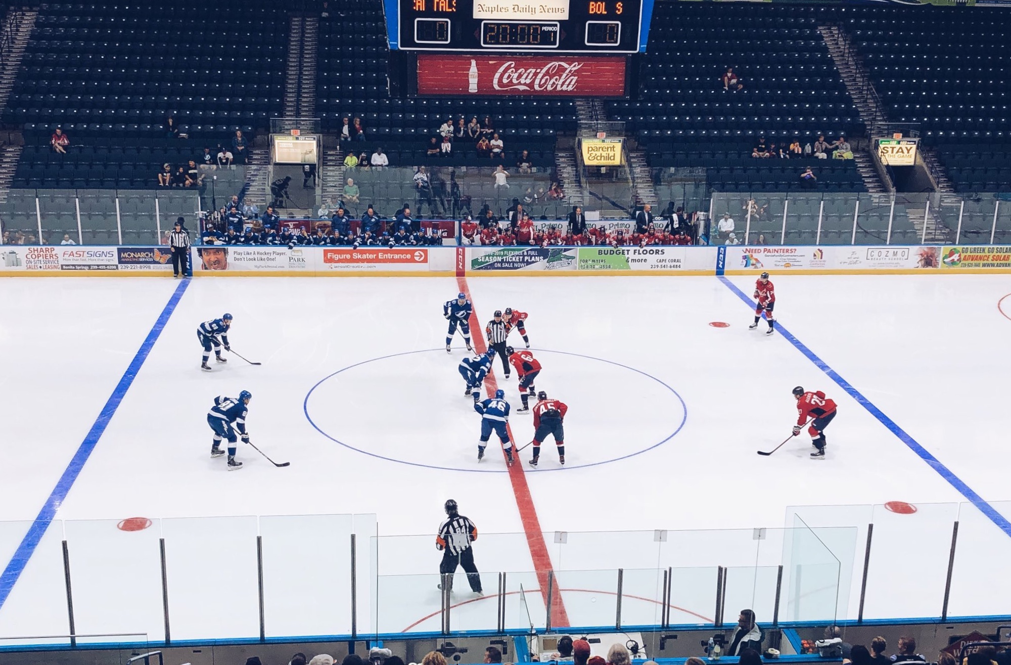 Capitals Prospect Showcase  Game 2 – Ilya Samsonov Pitches Shutout as Capitals  Blank Lightning 5-0 45ee45840e16