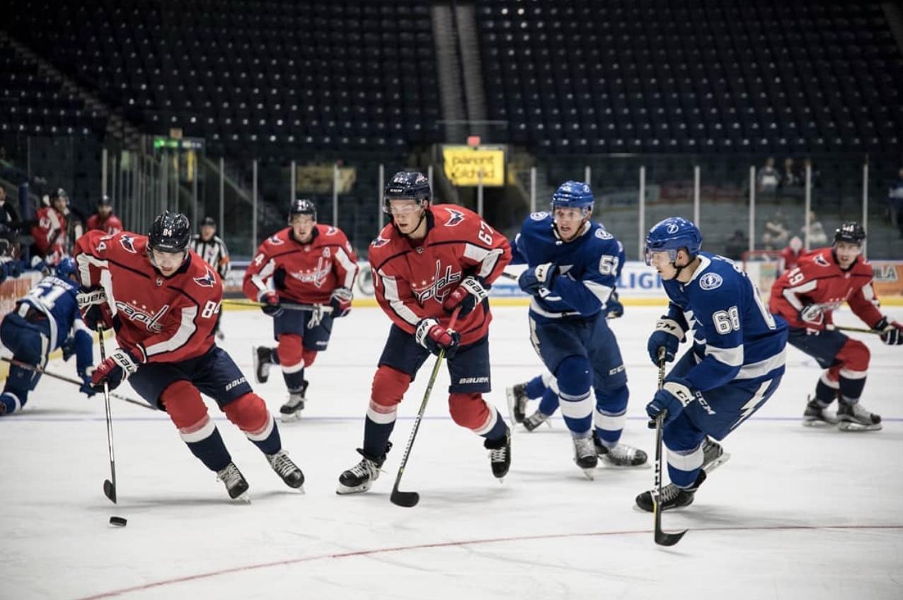 2018 Prospect Tournament  Game  2 Player Analysis – Washington Capitals vs. Tampa  Bay Lightning ada98e520069