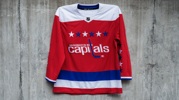online store b8d58 f2d7e Capitals Release Third Jersey For 2018-19 | NoVa Caps