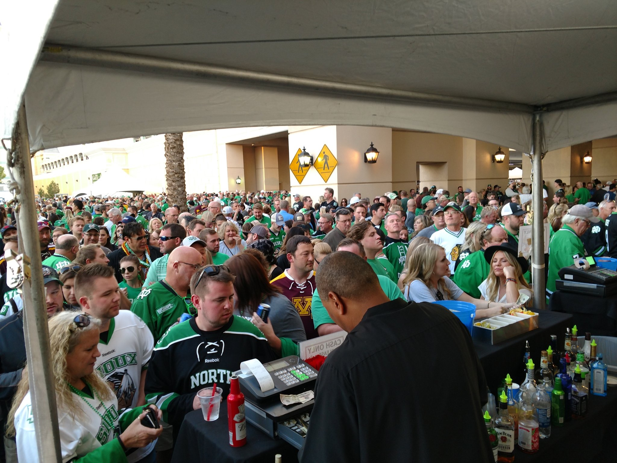 ac6d15b71 T.J. Oshie In Addition To Other Former UND Players Buy Hundreds Of ...
