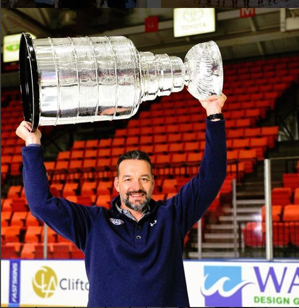 Kolzig w Cup On His Day