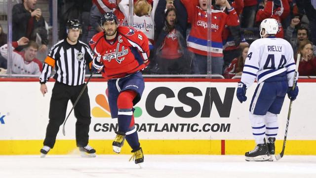 Game Preview  Capitals and Maple Leafs Battle It Out In Saturday Night  Showdown at Capital One Arena d3acd4d9353