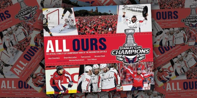 "bb174720 A Look Inside ""ALL OURS"": The Official Stanley Cup Championship Book ..."