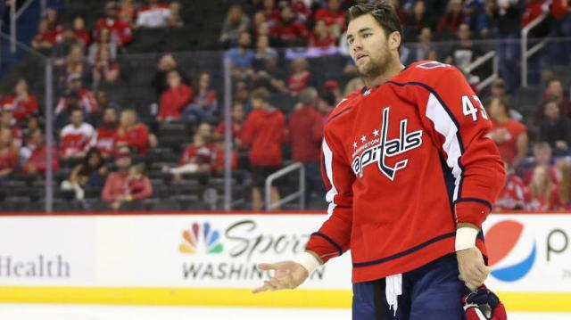 NHL: Preseason-St. Louis Blues at Washington Capitals