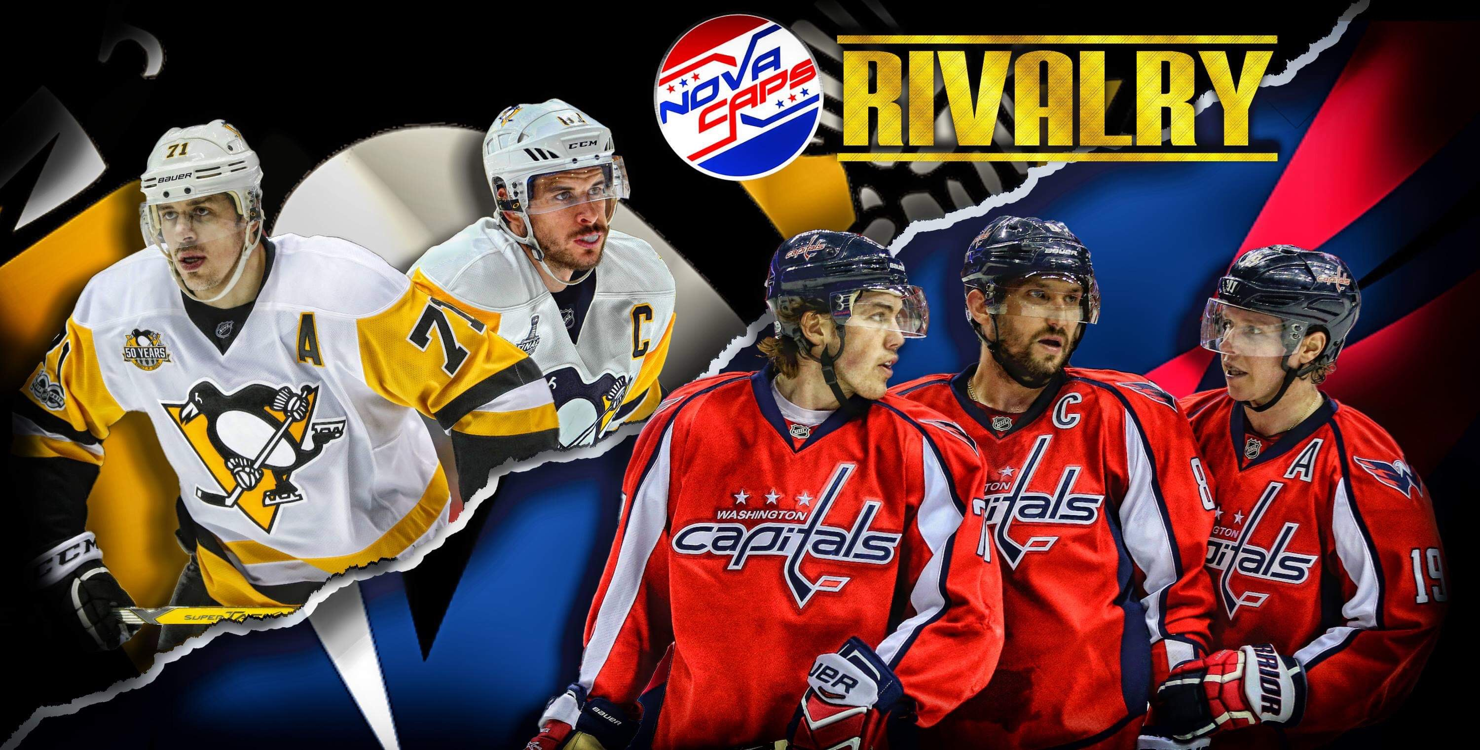 Wednesday Night Hockey Preview  Capitals Aim For Sixth Straight Win In  Showdown Against Penguins 7fb0da4c150d