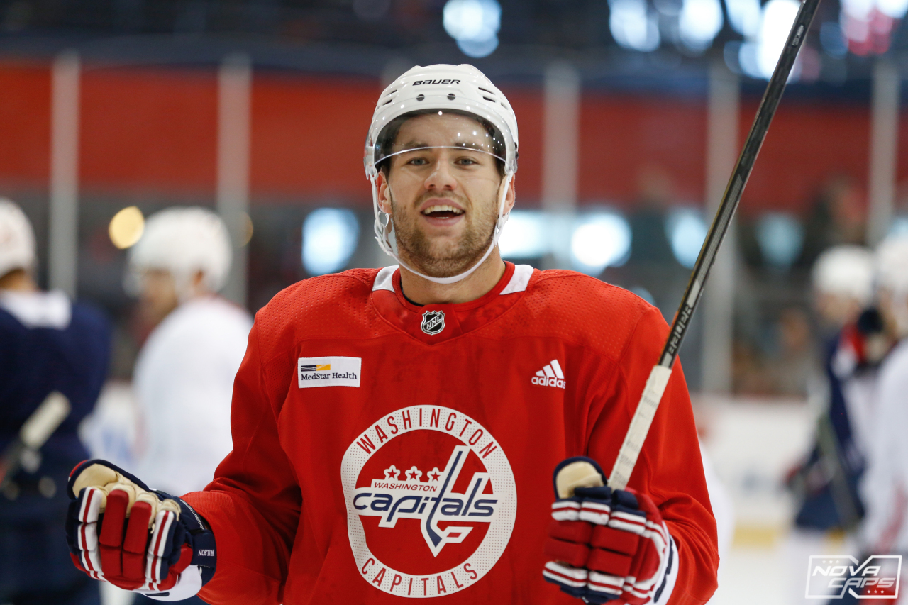 """promo code 9a430 d6273 """"My Brother Has a Stanley Cup"""": Tom Wilson's Brother Has a ..."""