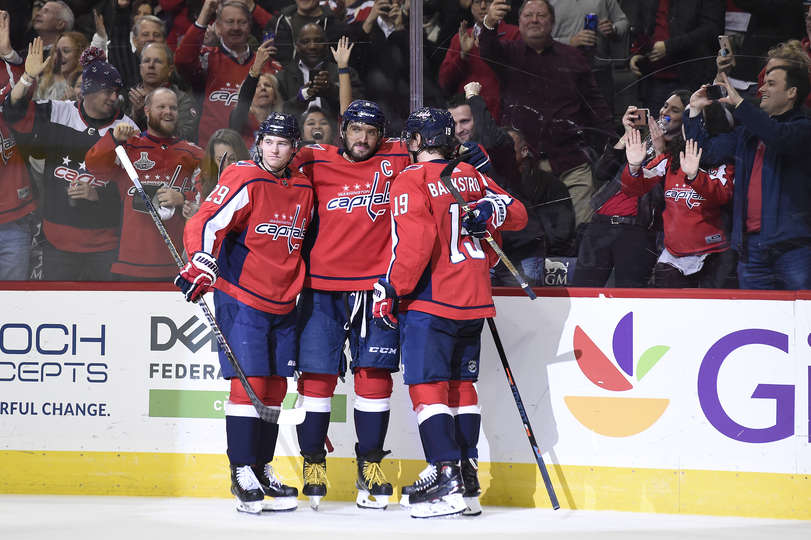 Alex Ovechkin Passes Dino Ciccarelli For 11th On All-Time Multi-Goal Games  List 3f3794a7b