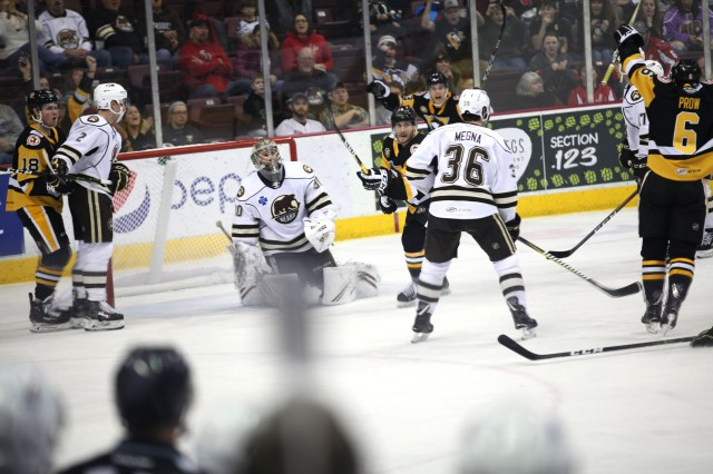 Hershey Bears Drop Shoot Out To Wilkes Barre Scranton Penguins