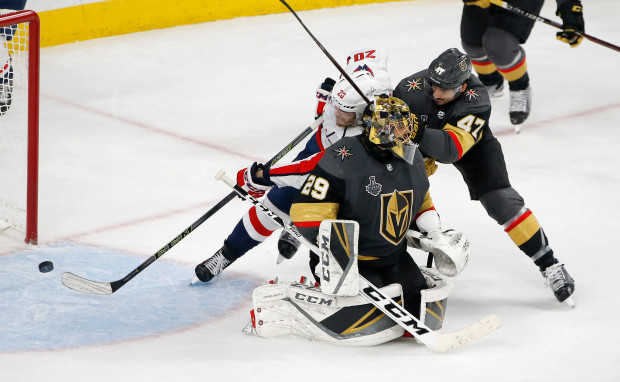 d8d8f1ed09d Washington at Vegas Preview  Capitals Return To T-Mobile Arena For ...
