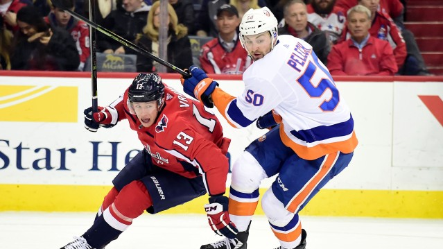 NHL: New York Islanders at Washington Capitals