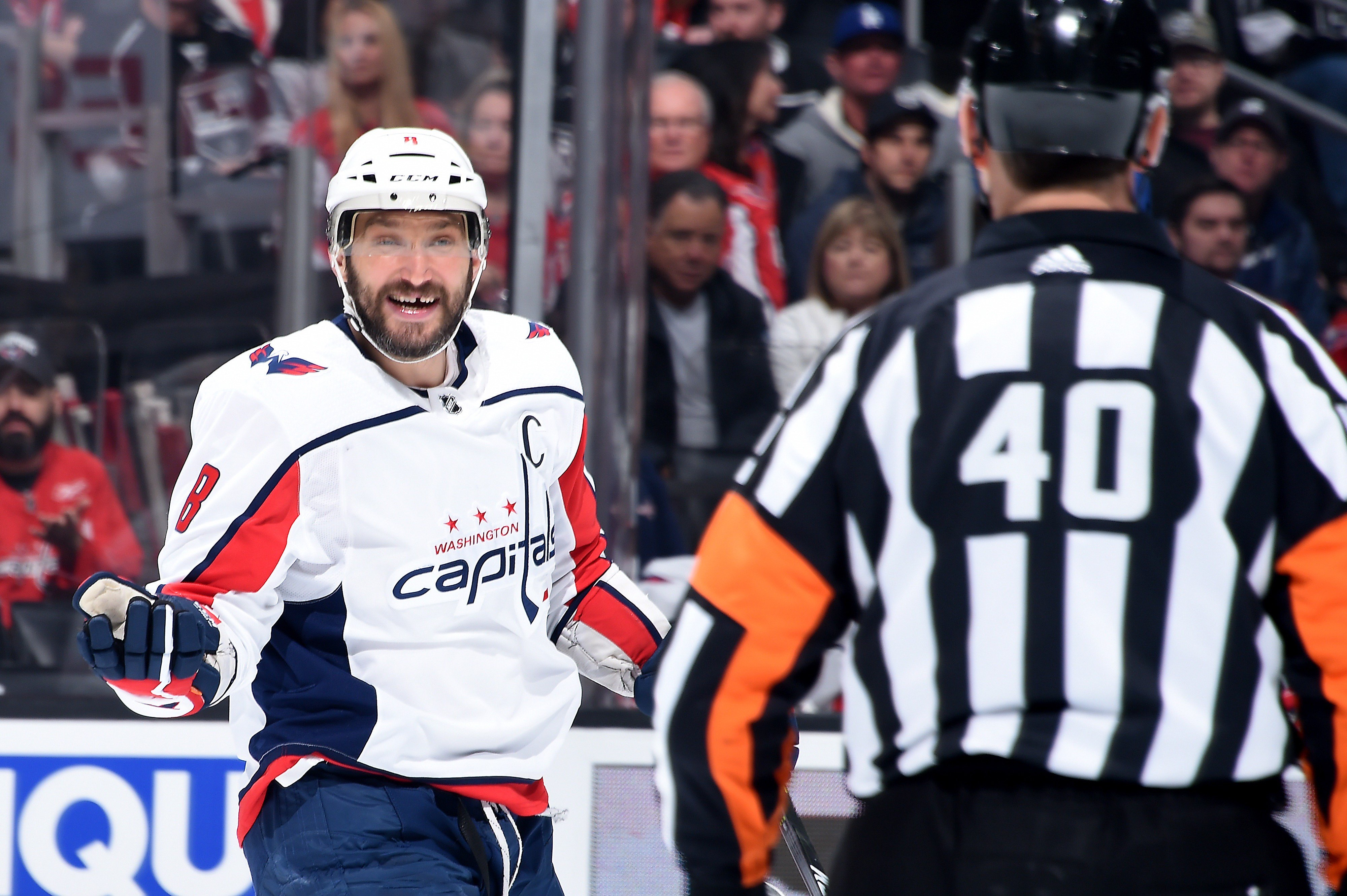Caps Can Kings 3-2  Alex Ovechkin Scores A Pair  f26ef7b51109
