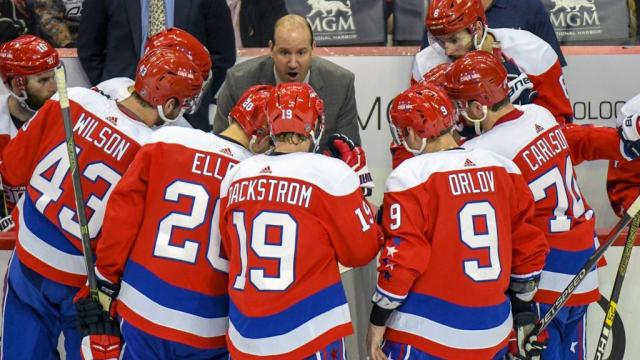 Defensive Disappointment  The Capitals  Defensive Struggles This ... 3a57f3f278a1