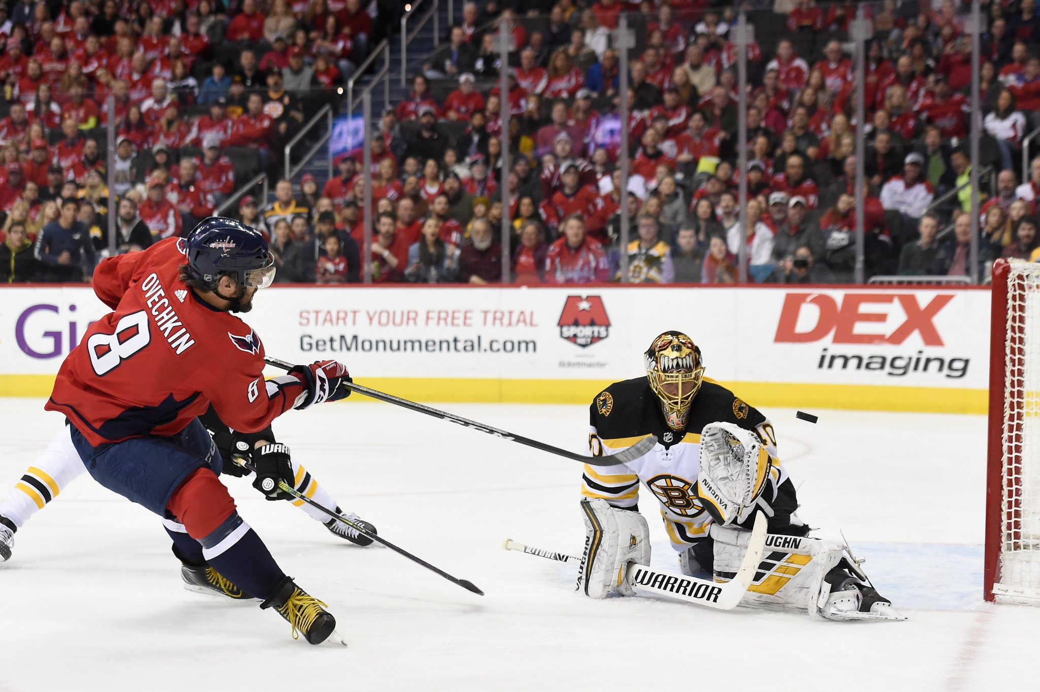 Bruins Edge Capitals 1-0  Snap 14-Game Losing Streak To Capitals ... 5cc266af41a