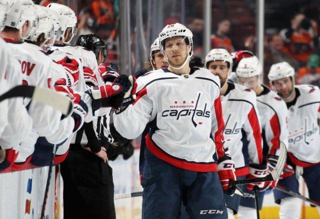 f4c5ff23ba5 Photo   Capitals. The Washington Capitals beat the Philadelphia ...