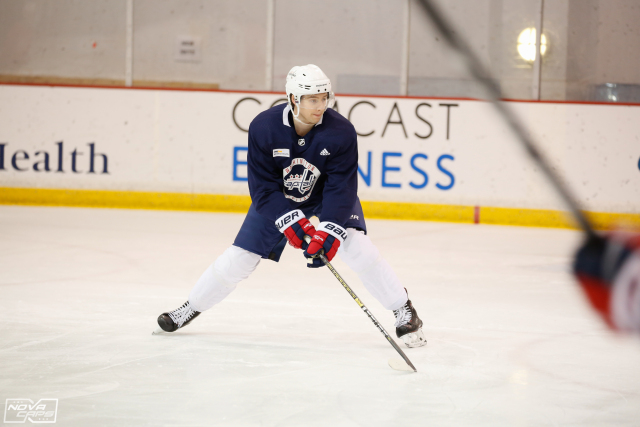 online retailer 3737c 131d3 Christian Djoos To Return To Capitals' Lineup Against Devils ...