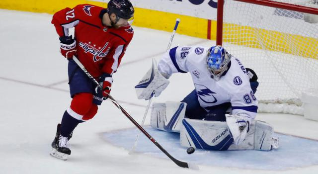 Capitals Near Top In Hardest Schedule For Playoff Push  1b0547c5fee