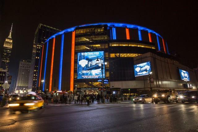 New York Knicks vs Orlando Magic