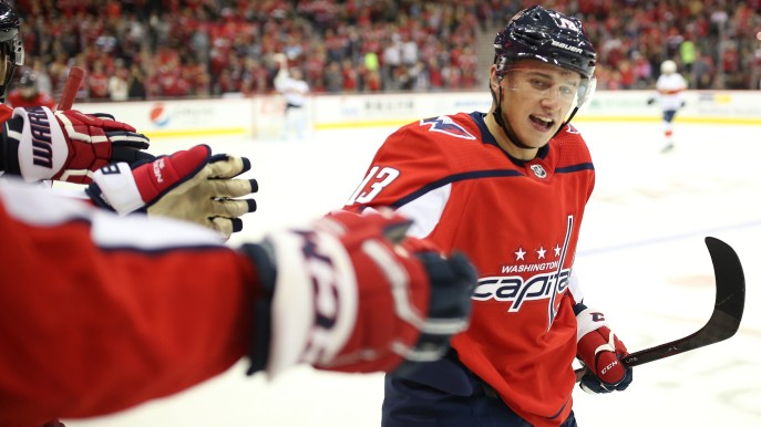 NHL: Florida Panthers at Washington Capitals