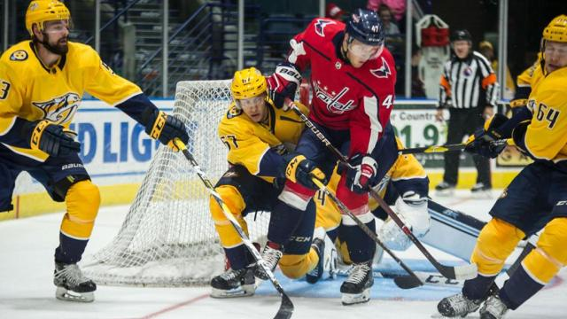 Capitals Rookie Tournament Set To Take Place From September 5 10 In