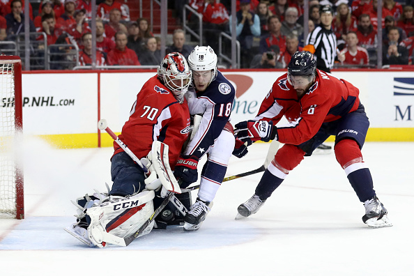 Columbus Blue Jackets v Washington Capitals - Game Two